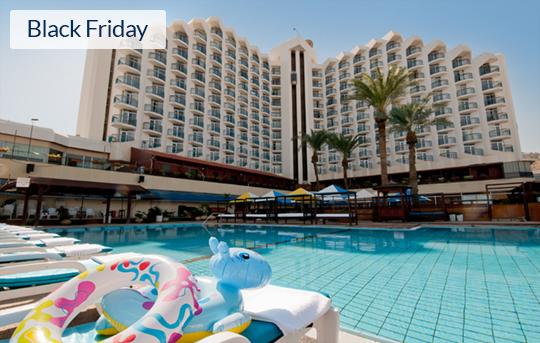 חופשה מדהימה לכל המשפחה! מלון לאונרדו קלאב טבריה ב- 50% הנחה!