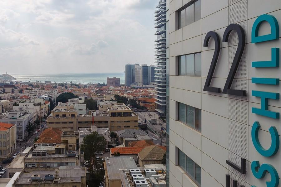 חופשה במלון רוטשילד 22 תל אביב ב - 30% הנחה