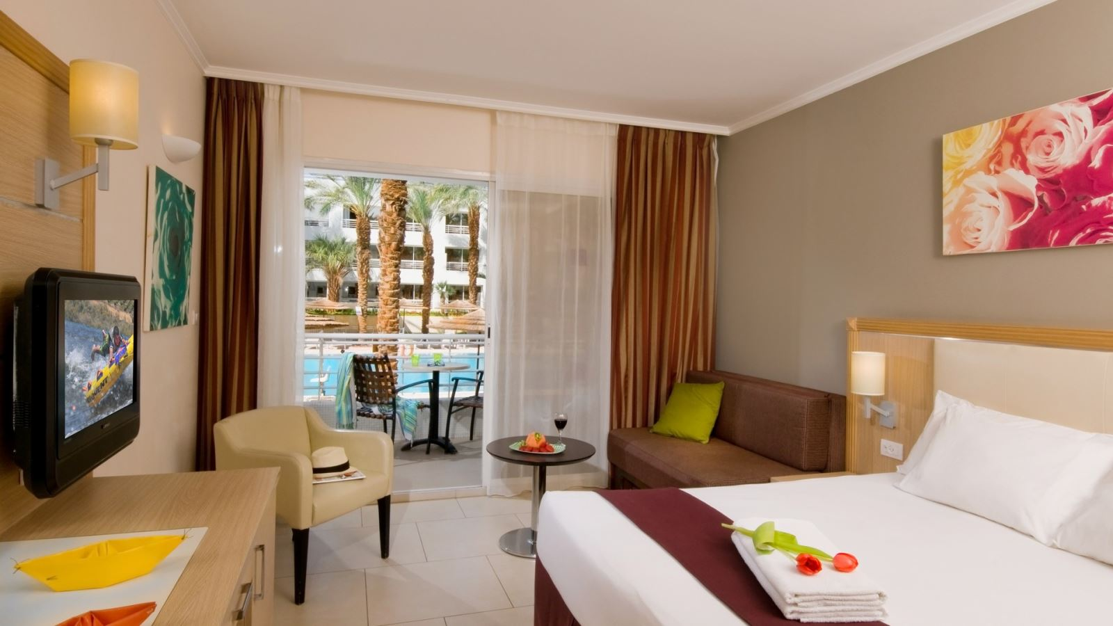 חופשה מפנקת במלון לאונרדו רויאל ריזורט אילת ב-40% הנחה!