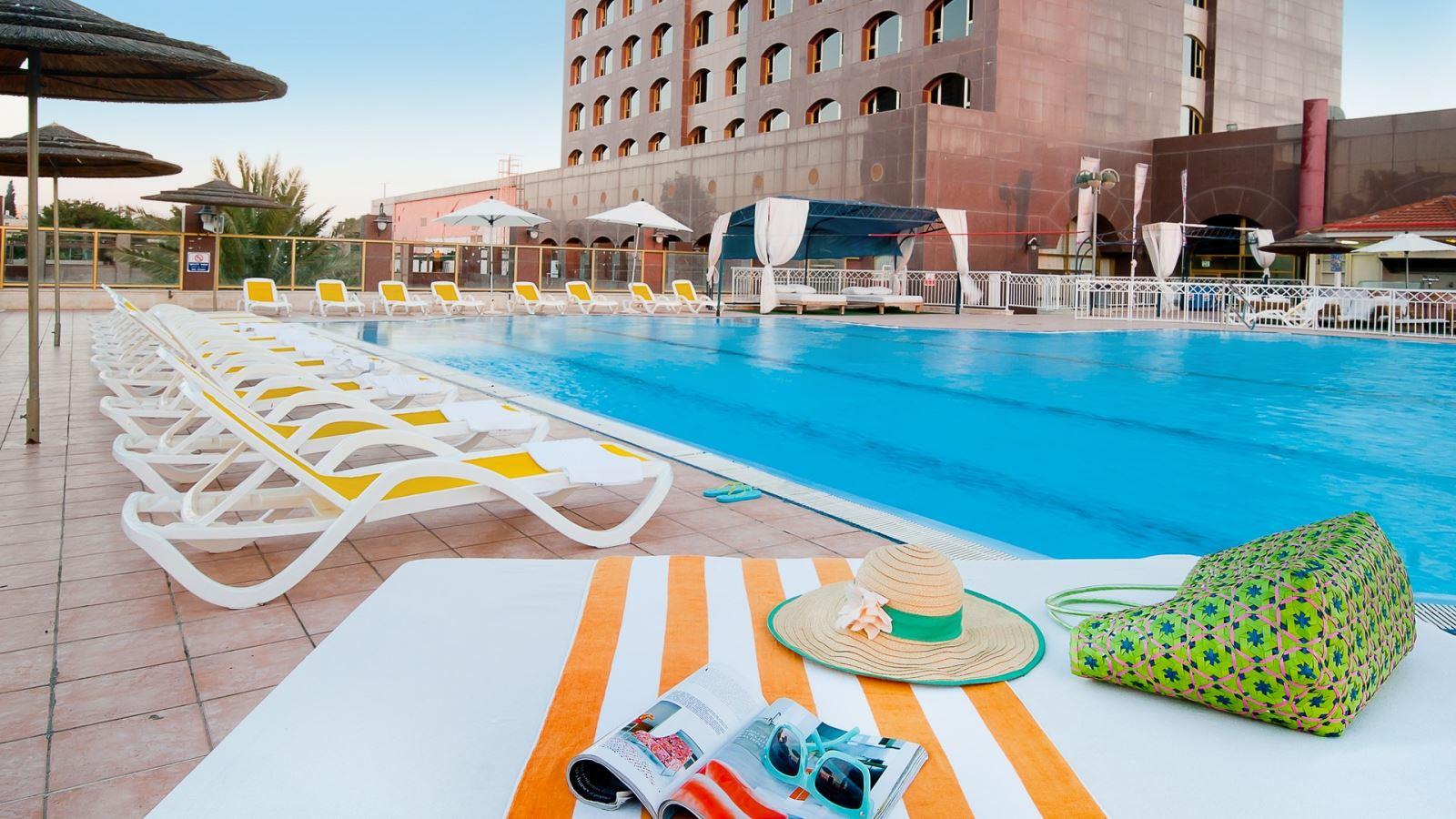 חופשה מפנקת במלון החדש לאונרדו נגב ב-30% הנחה!