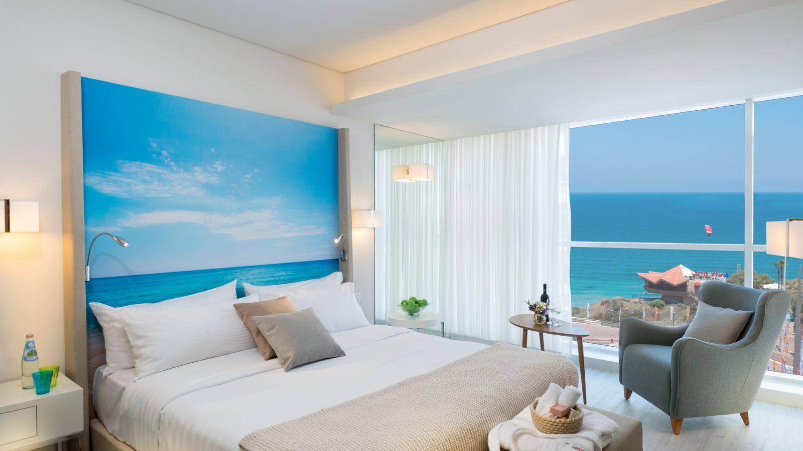 חופשה במלון לאונרדו פלאזה נתניה ב-40% הנחה!